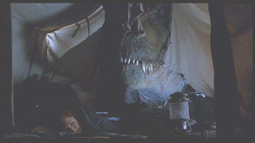 Rex in the tent.jpg & Image - Rex in the tent.jpg | Jurassic Park wiki | FANDOM powered ...