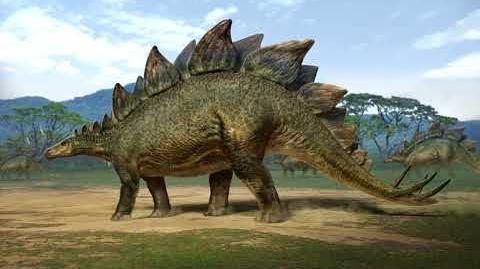 Stegosaurus Sounds J.P