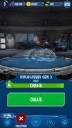 Gen 2 Diplocaulus Hologram JWA