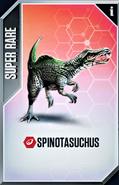 Spinotasuchus Card
