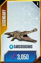 JWG Sarcosuchus