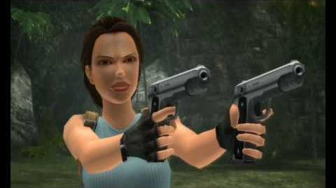 Lara Croft vs T