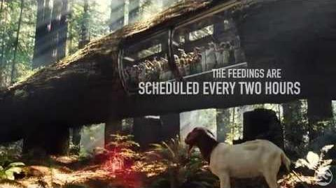 Jurassic World - Feeding Time