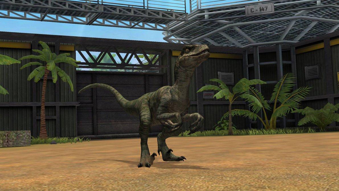 Archivo:Jurassic world the game echo by sonichedgehog2-dalrtg0.jpg