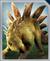 Stegosaurus Icon JWA