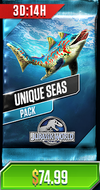 Unique Seas Pack