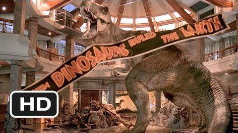 Jurassic Park (10 10) Movie CLIP - When Dinosaurs Ruled the Earth (1993) HD-2
