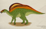 019 ouranosaurus nigeriensis by green mamba-d4rodhs