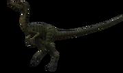 Compsognathus render