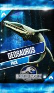 Geosaurus Pack