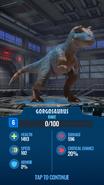Gorgosaurus JWA