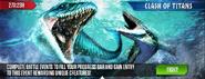 Mosasaurus CoT News