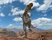 Allosaurus rampage