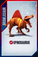 SpinoBrawlasaur