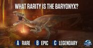 BaryonyxRarity