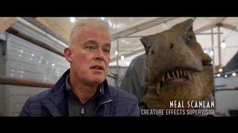 """Jurassic World Das gefallene Königreich – Featurette """"More Dinosaurs than ever"""" deutsch german HD"""