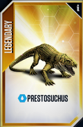 Prestosuchus Card