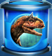 Carnotaurus Rare Incubator