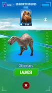 Edmontosaurus Map