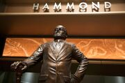 Hammond Memorial JW