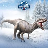 Indominus rex Increase