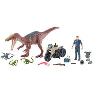 JWDR Ultimate Baryonyx Breakout Playset