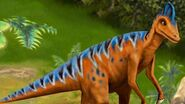 Jurassic Park Builder - Corythosaurus Jurassic Park