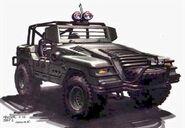 Hunter jeep1