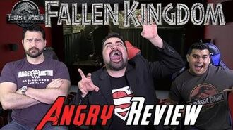 Jurassic Park Fallen Kingdom - Angry Movie Review