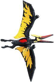Mattel Battle Damage Pteranodon