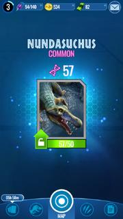 Nundasuchus Unlock
