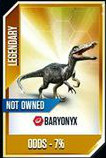 Terrible Baryonyx crop