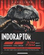 IndoraptorJurassicBattles