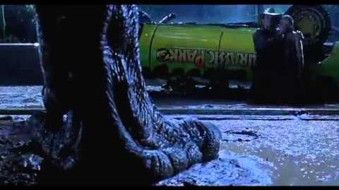 Jurassic Park 1 Trailer German