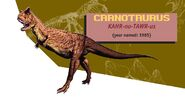 Jurassic park jurassic world guide carnotaurus by maastrichiangguy ddlnmoa-pre