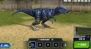 Majungasaurus 2nd Evolution