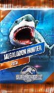 Megalodon Hunter Pack