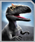 Allosaurus Icon JWA