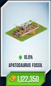 Apato Fossil Card