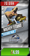 Mighty Titans Pack (Silver)