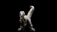 Jurassic world echo raptor by camo flauge dcslkz2-fullview