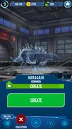 Miragaia Hologram JWA