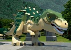 Анкилоннозавррекс