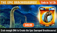 Epic Brachiosaurus News