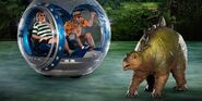 Jurassic world live tour young stego