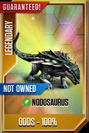 Nodosaurus Placeholder Card