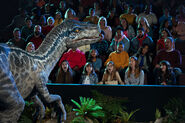 Jurassic world live tour 1