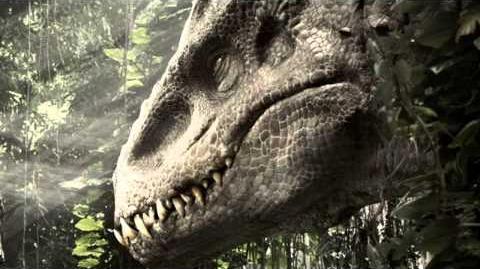 Sound Effects - Indominus Rex