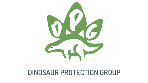 Dinosaur Protection Group Logo