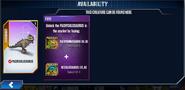 Pachygalosaurus Availability